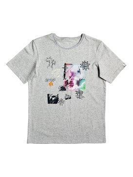 Rocky Water - T-Shirt  EQBZT03991