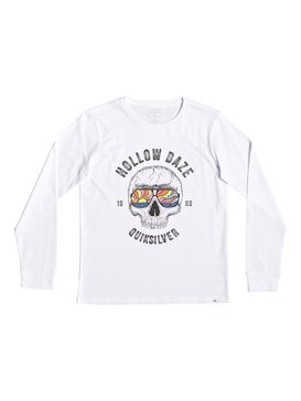 Hollow Dayz - Long Sleeve T-Shirt  EQBZT04032