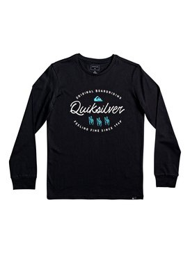 Wave Slaves - Long Sleeve T-Shirt  EQBZT04033