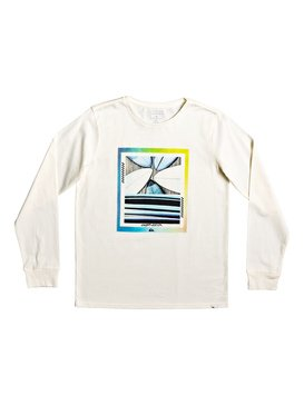 Tail Fin - Long Sleeve T-Shirt  EQBZT04039