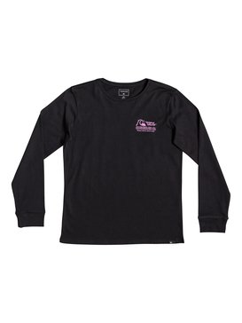 Daily Wax - Long Sleeve T-Shirt  EQBZT04049