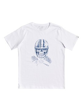 Skull Open Face - T-Shirt  EQBZT04091