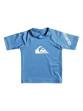 All Time - Short Sleeve UPF 50 Rash Vest for Baby Boys  EQIWR03010