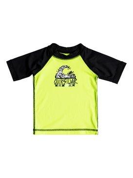 Bubble Dream - Short Sleeve UPF 50 Rash Vest for Baby Boys  EQIWR03014