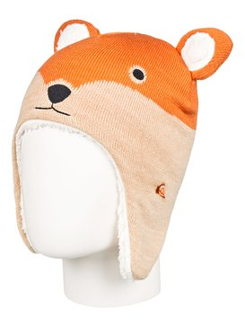 Little Fox - Earflap Animal Beanie  EQKHA03025