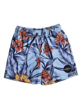 "Pua 12"" - Swim Shorts for Boys 2-7  EQKJV03041"
