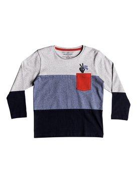 Majestic Qasi - Long Sleeve T-Shirt for Boys 2-7  EQKKT03134