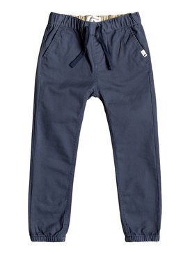 Krandy - Straight Fit Trousers for Boys 2-7  EQKNP03050