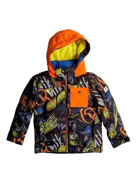 Little Mission - Snow Jacket for Boys 2-7  EQKTJ03006