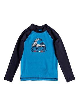 Bubble Dream - Long Sleeve UPF 50 Rash Vest for Boys 2-7  EQKWR03023