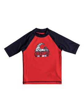 Bubble Dream - Short Sleeve UPF 50 Rash Vest for Boys 2-7  EQKWR03024