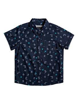 Shakka - Short Sleeve Shirt for Boys 2-7  EQKWT03166