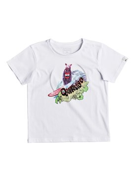Classic Log Bear - T-Shirt for Boys 2-7  EQKZT03190
