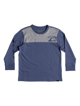 Panel - Long Sleeve T-Shirt for Boys 2-7  EQKZT03233