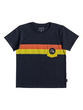 Multiply Stripe - Pocket T-Shirt  EQKZT03331
