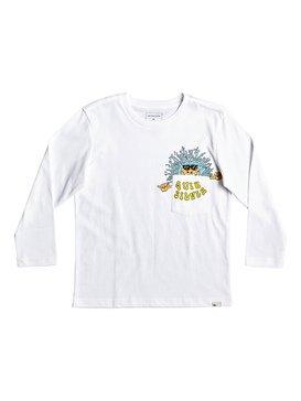 Sunny Quik - Long Sleeve T-Shirt  EQKZT03332