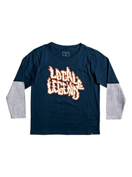 Future Quik Legend - Long Sleeve T-Shirt  EQKZT03336