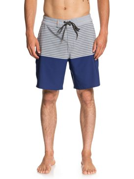 LIBERTY STRIPE BEACHSHORT 19  EQMBS03044