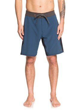 "Waterman Indo Warrior 19"" - Board Shorts for Men  EQMBS03067"