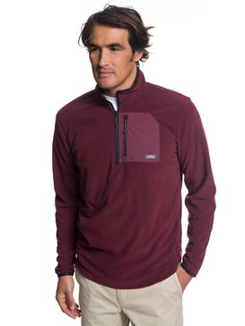 Waterman Boat Trip - Technical Half-Zip Fleece for Men  EQMFT03023