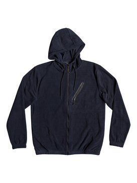 Waterman Deep Sea - Zip-Up Hooded Fleece for Men  EQMFT03039