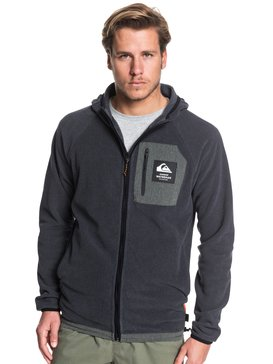 Waterman Bigger Boat - Hooded Zip-Up Fleece  EQMFT03041