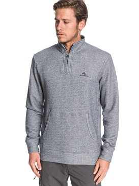 Waterman Ocean Nights - Half-Zip Mock Neck Sweatshirt  EQMFT03045