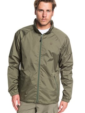 Waterman Shell Shock - Water-Resistant Windbreaker  EQMJK03023