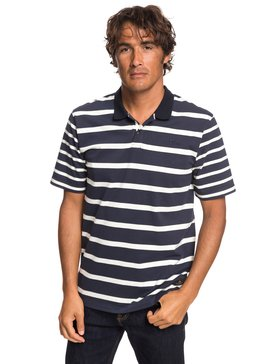Waterman Sea Fight - Short Sleeve Polo Shirt for Men  EQMKT03054