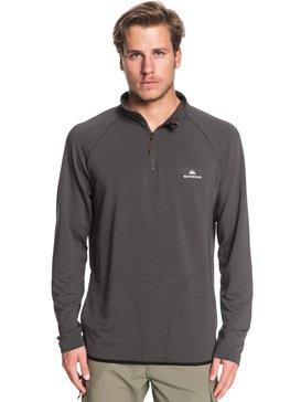 Waterman Sea Hound - Long Sleeve Half Zip Mock Neck Top  EQMKT03067