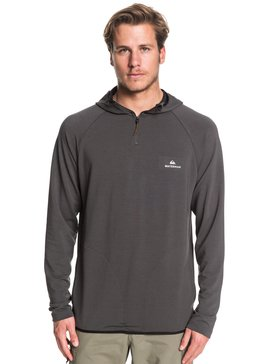 Waterman Sea Hound - Long Sleeve Half Zip Hooded Top  EQMKT03068