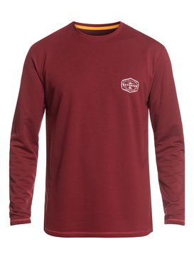 Waterman Gut Check - Long Sleeve UPF 50 Surf T-Shirt  EQMWR03057