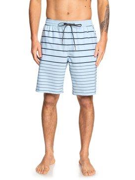 "Waterman Suva Stripe 20"" - Amphibian Board Shorts for Men  EQMWS03092"