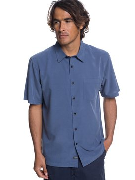 Waterman Cane Island - Short Sleeve Shirt for Men  EQMWT03149