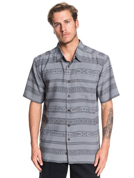 Waterman Tapa Sunriser - Short Sleeve Shirt  EQMWT03263
