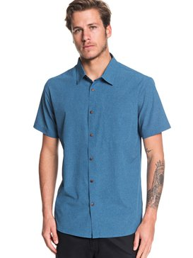 Waterman Tech - Technical UPF 30 Short Sleeve Shirt  EQMWT03287