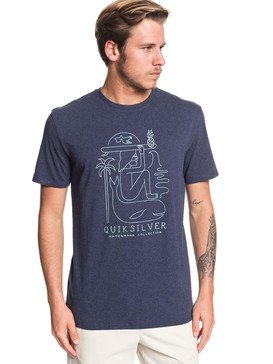 Waterman Vibes Alive - T-Shirt  EQMZT03169