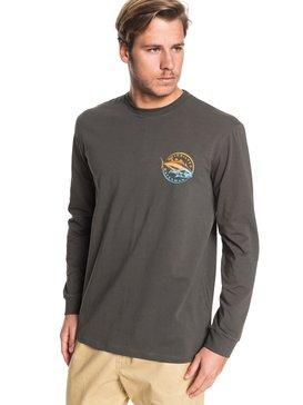 Waterman Quick Swimmer - Long Sleeve T-Shirt for Men  EQMZT03182