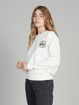 Quiksilver Womens - Boxy Sweatshirt  EQWFT03001