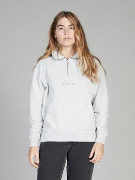 Quiksilver Womens - Boxy Half-Zip Sweatshirt  EQWFT03008