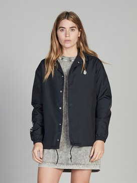 Quiksilver Womens - Coaches Jacket  EQWJK03003