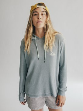 Quiksilver Womens - Long Sleeve Hooded Top  EQWKT03008