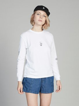 Quiksilver Womens - Long Sleeve T-Shirt  EQWKT03013