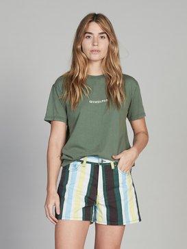 Quiksilver Womens - T-Shirt  EQWKT03017