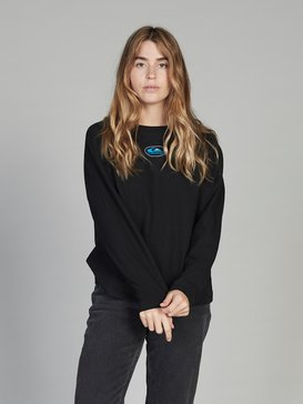 Quiksilver Womens - Boxy Long Sleeve T-Shirt  EQWKT03027