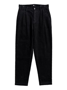 Quiksilver Womens - Pleated Corduroy Trousers  EQWNP03004