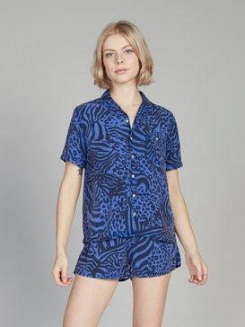 Quiksilver Womens - Short Sleeve Camp Shirt  EQWWT03017