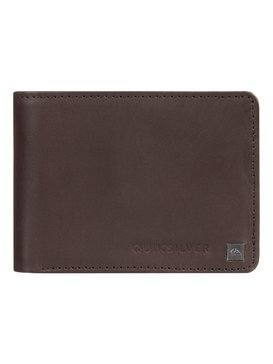Mack - Bi-Fold Leather Wallet  EQYAA03813