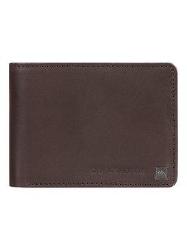 Mack - Bi-Fold Leather Wallet  EQYAA03813