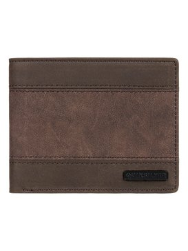 Supply Slim - Bi-Fold Leather Wallet  EQYAA03838